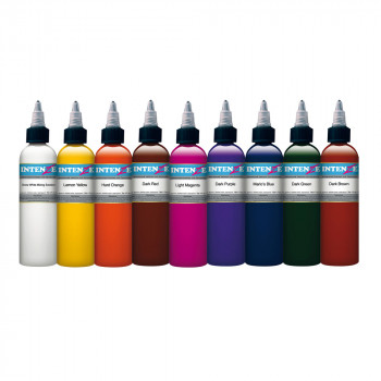 Intenze Top 9 Ink Set 9x30ml