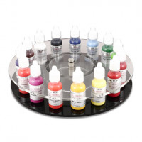 Plexiglas Rotating Stand 15x15ml (Colors not included)