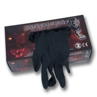 Panthera Black Gloves