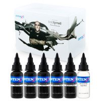 Intenze Bob Tyrrell Black & Grey Set 6x30ml