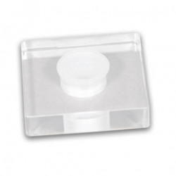 Plexiglas Cap Holder 1x15mm