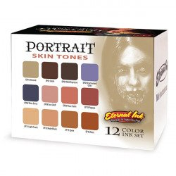 Eternal Portrait Skin Tones Set 12x30ml