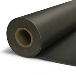 Laminated Disposable Table Sheet Black Roll
