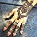 Jagua Tattoo Hand