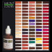 Micro Colors Color Chart