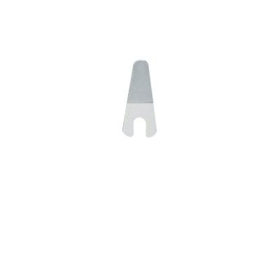 Molla anteriore Stinger nickelata senza punta di contatto