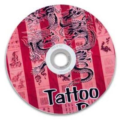 Tattoo Flash CD