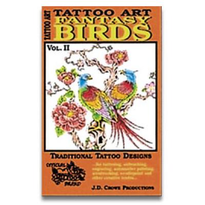 Fantasy Birds Vol. II