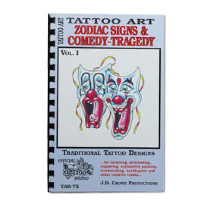 Zodiac Signs Comedy & Tragedy Vol. I