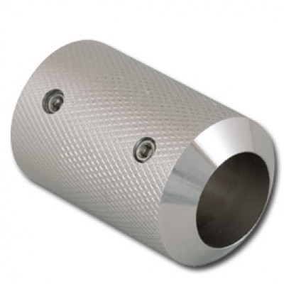 Special Angled Grip 25mm per Plastic Tubes