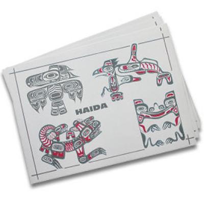 Haida Set 1