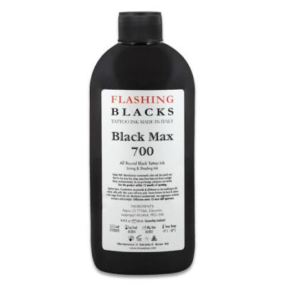 Flashing Black Max 700 250ml