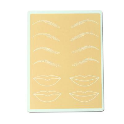 Practice Skin Sopracciglia & Labbra