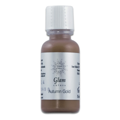 Glam Colors Autumn Gold 15ml