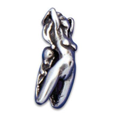 Clip-in Ornamento verticale Donna Nuda