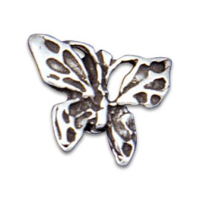 Clip-in Ornamento verticale Farfalla
