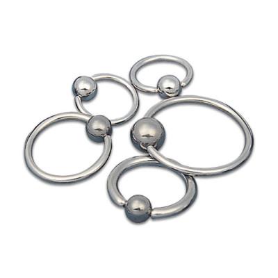 Captive Bead Rings