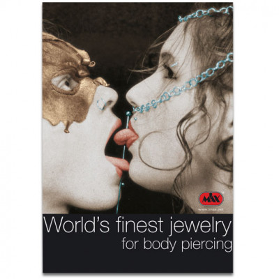 I Max Piercing Poster 1