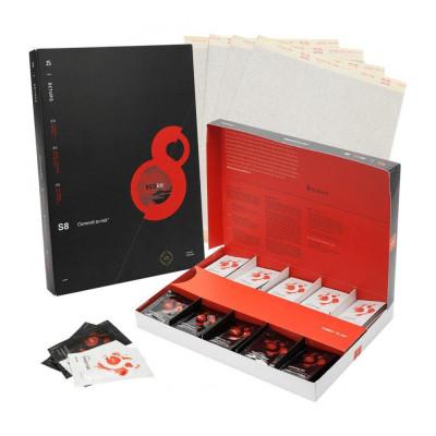 S8 Red Stencil Kit Russ Abbott 25 Setups