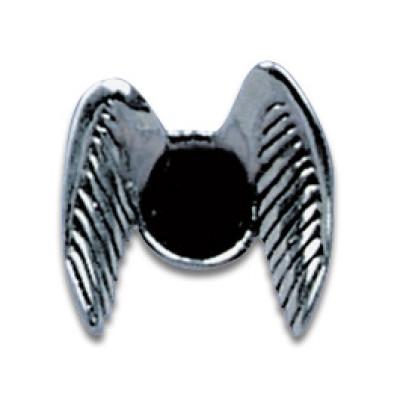 Silver Shield Wings