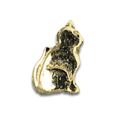 Gioiello per Denti Oro 3-D Cat