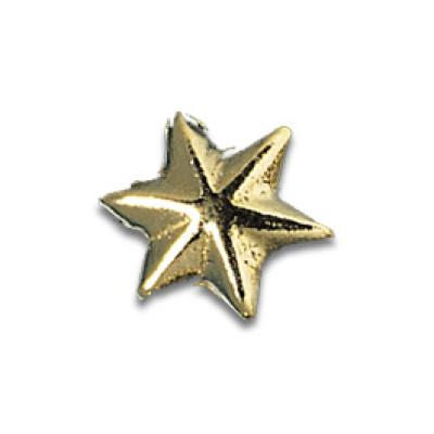 Gioiello per Denti Oro 3-D Star