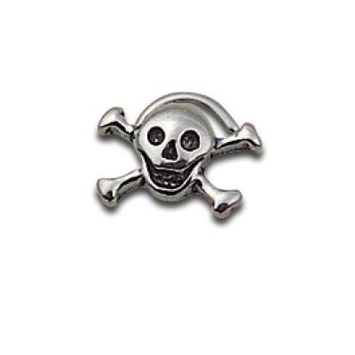 Nostril Skull Spessore 0.8mm piegato