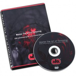 DVD Master The Art Of Tattooing