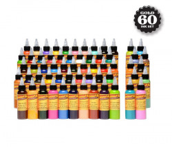 Eternal Ink Gold 60 Set