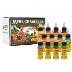 Eternal Myke Chambers Signature Set 12x30ml