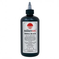 Makkuro Sumi Tribal Black 12 Fl. 360ml