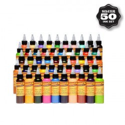 Eternal Ink Silver 50 Set 50x30ml