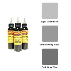 Eternal Gray Wash Set 3x30ml