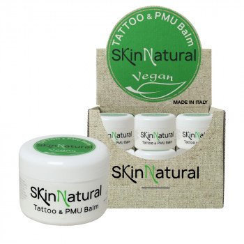 SkinNatural Pack 18x50ml + Display