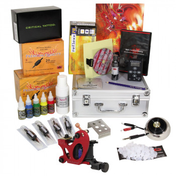 DM Liner & Critical Tattoo Kit