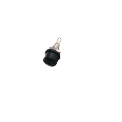 Ersatzsteckerbuchse/Stromquelle schwarz