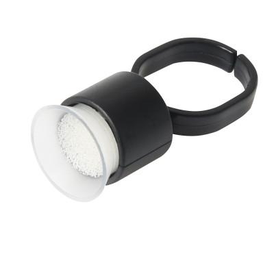 Schwarzer Pigment Ring
