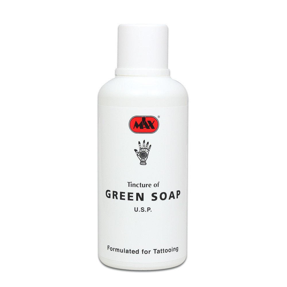 Green Soap 500ml