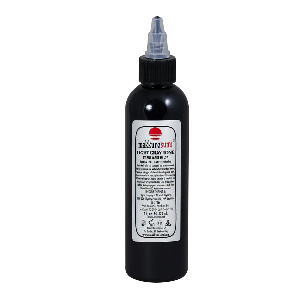 Makkuro Sumi Light Gray Tone 120ml