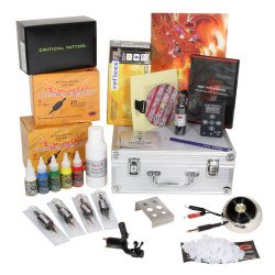 Black Skin 2 Tattoo Kit