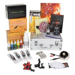 DM Liner & Black Skin 2 Tattoo Kit