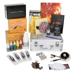 Tribe Bronze Liner Tattoo Kit