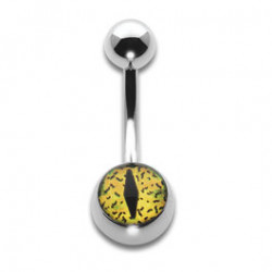Navel Banana 1.6x10mm Yellow Eye