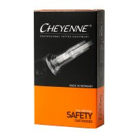 Cheyenne Safety Nadelmodule 10er Box