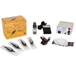 I Max Very Basic Tattoo Kit