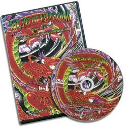 DVD The Art of Tattooing en anglais
