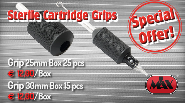 IMAX Sterile Cartridges Grips
